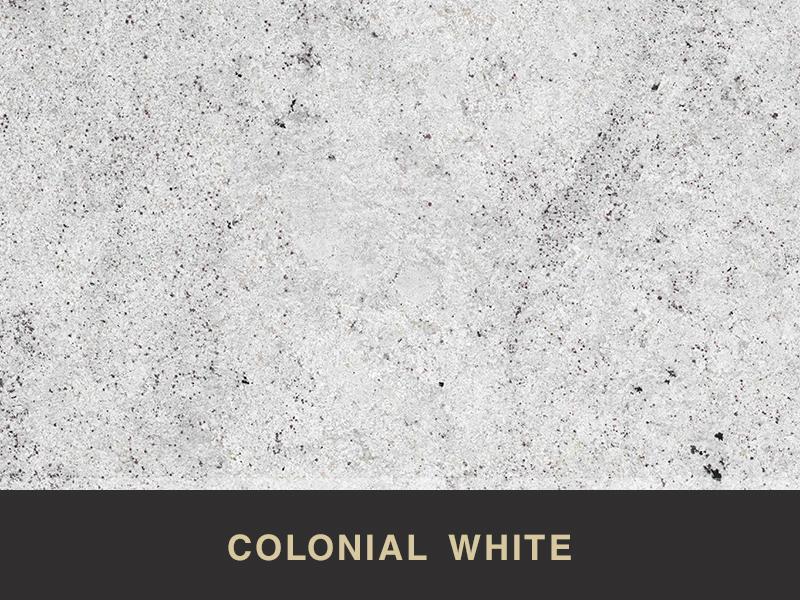 Shop Colonial White Sensa Granite at Stoneworld Ltd. Kendal