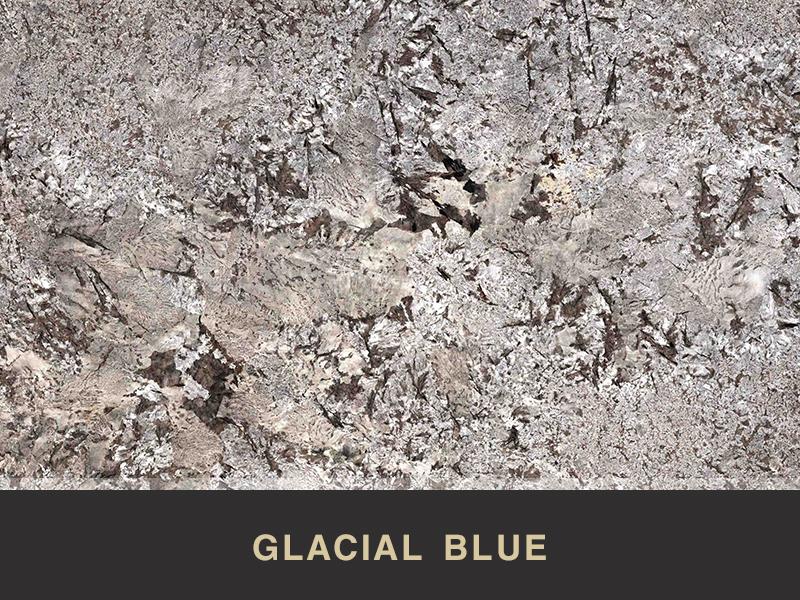 Shop Glacial Blue Sensa Granite at Stoneworld Ltd. Kendal