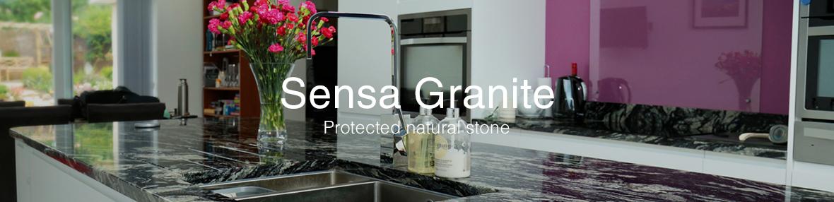 Shop Sensa Granite at Stoneworld Ltd. Kendal