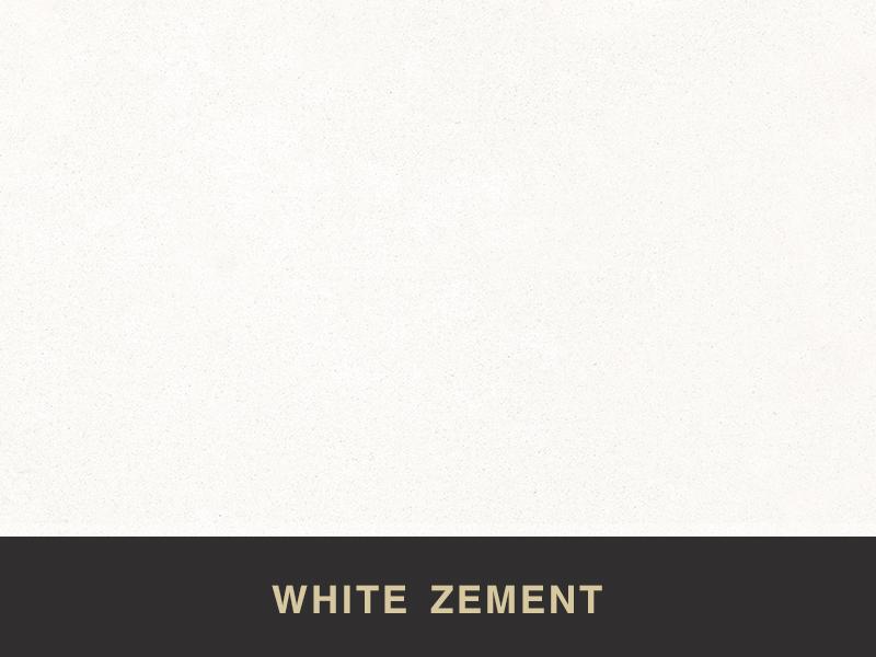 white-zement